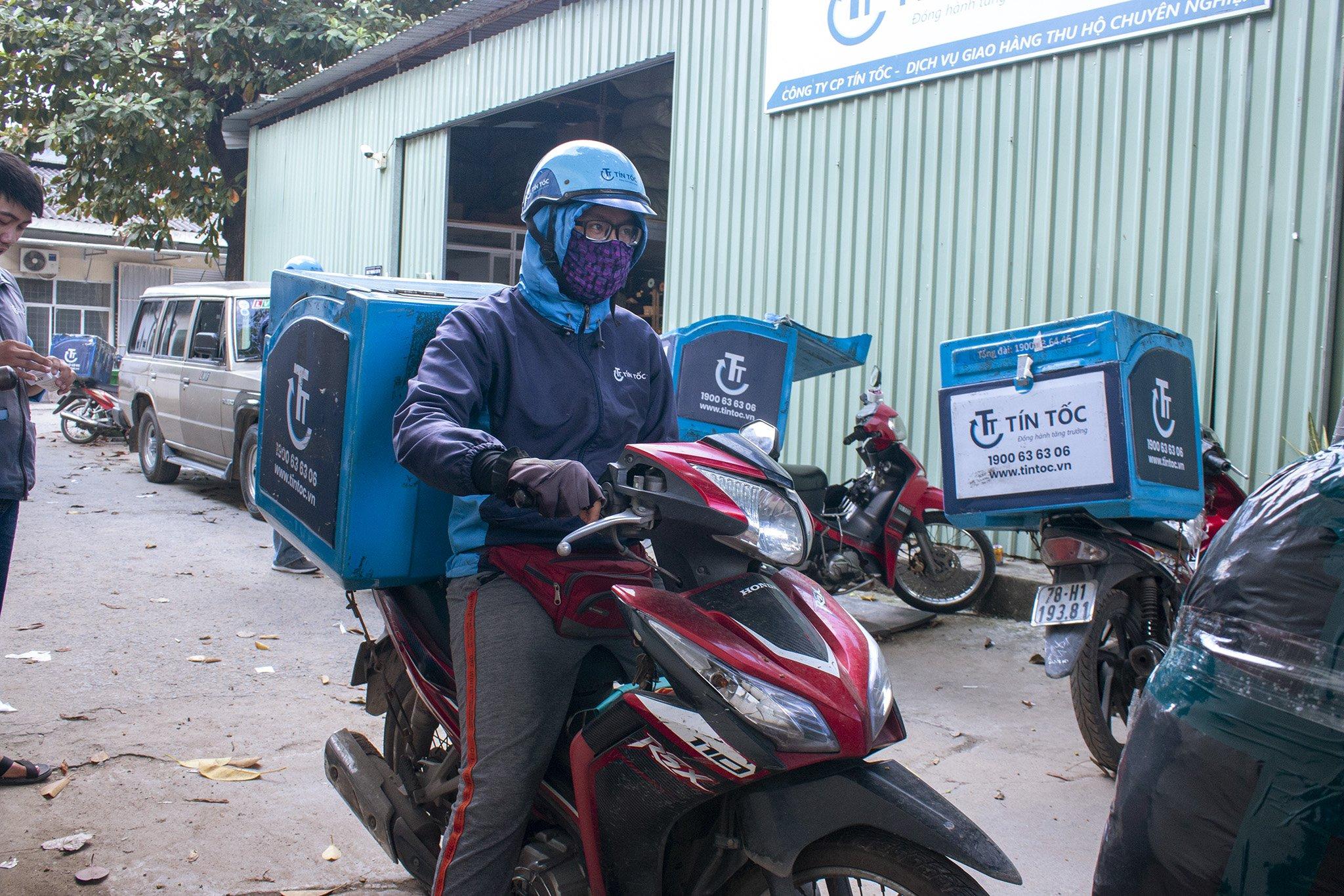 Dịch vụ giao hàng trong ngày quận Tân Bình, nội thành ngày càng phát triển